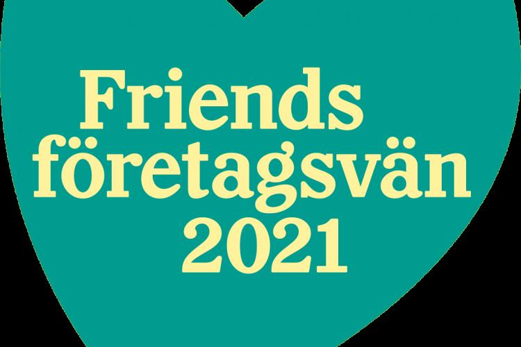 Friends företagsvän 2021
