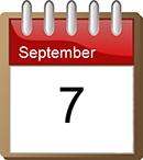 datum 7 september